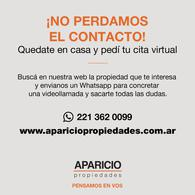 Foto Departamento en Venta en  La Plata ,  G.B.A. Zona Sur  38 ENTRE 4 Y 5