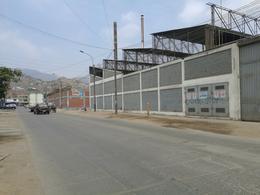 Foto Local en Venta | Alquiler en  Los Olivos,  Lima  Calle Los Hornos 215