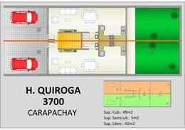 Foto Casa en Venta en  Carapachay,  Vicente López  H. Quiroga al 3700