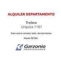 Foto Departamento en Alquiler en  Trelew ,  Chubut  Urquiza al 1100
