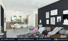 Thumbnail picture Apartment in Sale in  Tulum ,  Quintana Roo  For sale new apartments in Kaanal Condos | Blues Real | Code 468