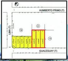 Foto thumbnail Terreno en Venta en  Francisco Alvarez,  Moreno  Terreno al 600