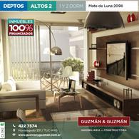 Foto Departamento en Venta en  San Miguel De Tucumán,  Capital  Proyecto Altos 2, Dptos. 1 Y 2 Dormitorios (residenciales Y Comerciales) - Financiados Hasta 20 Años- recomendá nuestros departamentos financiados y llévate, con tu amigo, una CUOTA BONIFICADA!!!