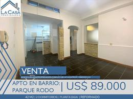 Foto Apartamento en Venta en  Parque Rodó ,  Montevideo  Blanes al 1000