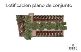Foto Departamento en Venta en  Temozón ,  Yucatán  Departamentos en Venta Kuro Mod. A PLUS Temozón Norte