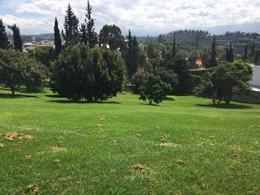 Foto Terreno en Venta en  Cumbayá,  Quito  Cumbayá - Vieja Hacienda Terreno de Venta 1556  m2