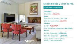 Foto Casa en Alquiler | Alquiler temporario en  Barrio Costa Esmeralda,  Pinamar  Deportiva - Lote al 500