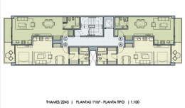 Foto thumbnail Departamento en Venta en  Palermo ,  Capital Federal  Thames 2245 3°C