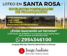 Foto Terreno en Venta en  Santa Rosa,  Capital  Borges e/ Telen y Civits