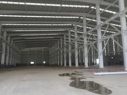 Foto Bodega Industrial en Venta en  Parque industrial Cuautlancingo Corredor Empresarial,  Cuautlancingo  Venta de nave industrial, estructura para grúa viajera para 15 Toneladas