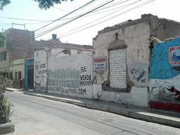 Foto Terreno en Venta en  Barranco,  Lima  Calle DÁVALOS S/N