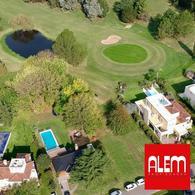 Foto Terreno en Venta en  Tristan Suarez,  Ezeiza  El Ombu | Excelente Lote con Vista al Golf!