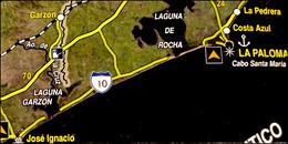 Foto thumbnail Terreno en Venta en  Las Garzas ,  Rocha  Las Garzas Blancas, Uruguay punta del Este