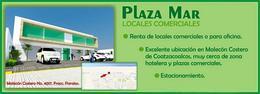 Foto Local en Renta en  Fraccionamiento Paraíso Coatzacoalcos,  Coatzacoalcos  Local Comercial en Renta, Blvd. John Spark, Frac. Paraíso