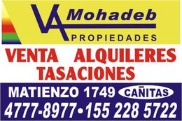 Foto Departamento en Alquiler en  Las Cañitas,  Palermo                  Matienzo y Arce