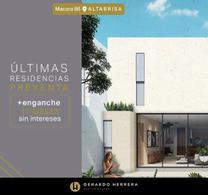 Foto Casa en Venta en  Pueblo Cholul,  Mérida  MACORA 86   ALTABRISA-CHOLUL   MODELO A