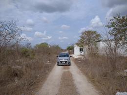 Foto Terreno en Venta en  Pueblo Dzitya,  Mérida  terreno en venta en merida, yucatan, en la zona de Dzitya, cuenta con servicio eléctrico