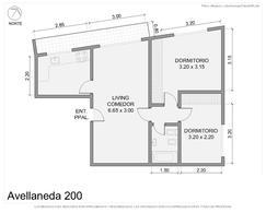 Foto Departamento en Venta en  Caballito Norte,  Caballito  Avellaneda al 200 PISO 3