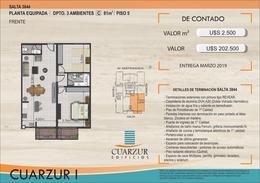 Foto thumbnail Departamento en Venta en  Mar Del Plata ,  Costa Atlantica  Salta 3844 Mar del Plata