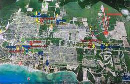 Foto Terreno en Venta en  Solidaridad ,  Quintana Roo  Excelente oportunidad, lotes en venta Residencial Arrecifes