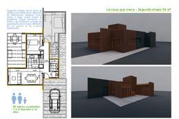 Foto Casa en Venta en  Costa Del Este ,  Costa Atlantica  Proyecto de vivienda dos ambientes #Lacasaquecrece - Costa del Este