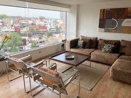 Foto Departamento en Renta en  Lomas de Chapultepec,  Miguel Hidalgo  Departamento a la renta en Cofre de Perote (LD)