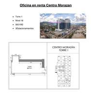 Foto Oficina en Renta en  Boulevard Morazan,  Tegucigalpa  Oficina En Renta Centro Morazan 58.9 m2 Boulevard Morazan Tegucigalpa