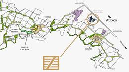Foto Terreno en Venta en  Fraccionamiento Lomas de  Angelópolis,  San Andrés Cholula   Terrenos en Zona Nueva Toscana II, Lomas de Angelópolis II