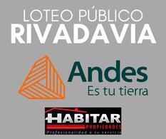 Foto thumbnail Terreno en Venta en  Rivadavia ,  San Juan  República del Líbano Oeste, entre Meglioli y Rastreador Calivar