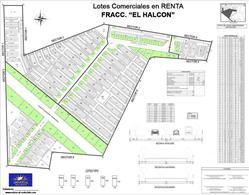 Foto Terreno en Venta | Renta en  Fraccionamiento El Halcón,  Reynosa  Fraccionamiento El Halcón
