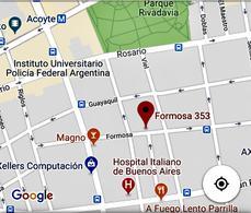 Foto Departamento en Alquiler en  Caballito ,  Capital Federal  FORMOSA 353