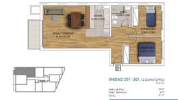 Foto Departamento en Venta en  Malvín ,  Montevideo          Entrega  febrero 2020, dos dormitorios!