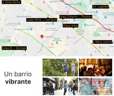 Foto Departamento en Venta en  Palermo Hollywood,  Palermo   EDIFICIO FR  DOS AMBIENTES PISO 4 - DPTO. # 15 FITZ ROY  1465