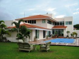 Foto Casa en Venta en  Fraccionamiento Club de Golf Dos Riberas,  Veracruz  Hermosa residencia en el club de Golf