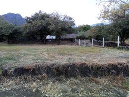 Foto Terreno en Venta en  Pueblo Santiago Tepetlapa,  Tepoztlán  Tepoztlán Morelos