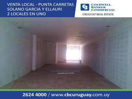 Foto Local en Venta en  Punta Carretas ,  Montevideo  Punta Carretas