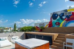 Foto Departamento en Renta en  Playa del Carmen,  Solidaridad  1 Habitacion - Nolita 202 Calle 24 y Av 5ta.