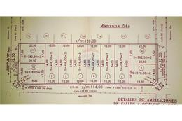Foto Terreno en Venta en  Los Hornos,  La Plata  133BIS y 83