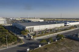 Foto Nave Industrial en Renta en  Guadalupe ,  Nuevo León  Autopista Aeropuerto Monterrey, Guadalupe, NL