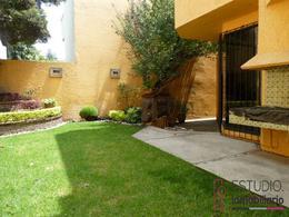 Foto Casa en Renta en  Parques de la Herradura,  Huixquilucan  CASA EN RENTA PARQUES DE LA HERRADURA.seguridad,gran jardin y terraza.