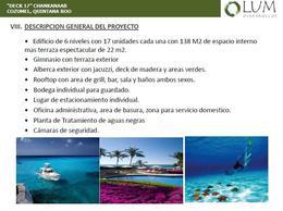 Foto Departamento en Venta en  Zona Hotelera Sur,  Cozumel  Departamento 203
