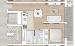Foto Apartamento en Venta en  Malvín ,  Montevideo  Verdi  al 4500