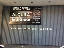 Foto Depósito en Alquiler en  Flores ,  Capital Federal  Varela 256/60