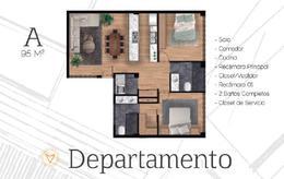 Foto Departamento en Venta en  Zapopan ,  Jalisco  Departamento Venta PLANTA BAJA Punto Sao Paulo $5,690,000 A387 E2
