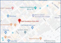 Foto Terreno en Venta en  Villa Crespo ,  Capital Federal  Av. Scalabrini Ortiz al 800