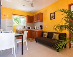 Thumbnail picture Apartment in Temporary rent in  Playa del Carmen,  Solidaridad  Apartment for vacational rentals in Playa del Carmen in  Palmeira on the beach Luxury | Code 368