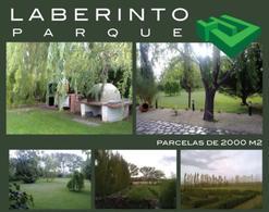 Foto Terreno en Venta en  Trelew ,  Chubut  Loteo Laberinto Parque