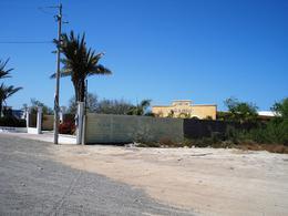 Foto Terreno en Venta en  Chametla,  La Paz  LOTE GUACAMAYAS