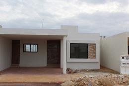 Foto Casa en Venta en  Gran San Pedro Cholul,  Mérida  3 CASAS RESIDENCIALES DE UN PISO GRAN SAN PEDRO CHOLUL