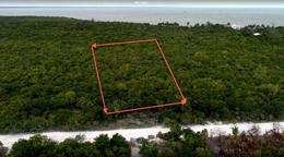 Foto Terreno en Venta en  Cancún ,  Quintana Roo  Lotes en venta Isla Blanca, Puerto Juárez